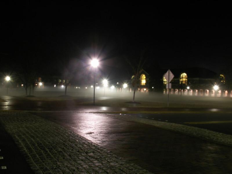 Foggy Night III