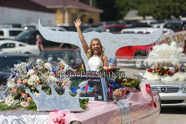 Kossuth's Homecoming Parade