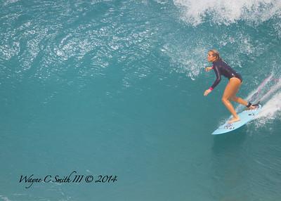 Surfing Women 2014