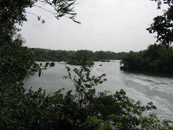 Cauvery River, India 2006
