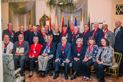 11-27-2017 Veteran's Hall of Fame Reception