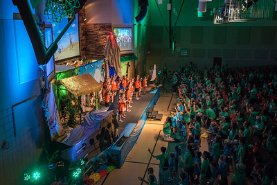 VBS 2018 Day 1 - Shipwrecked
