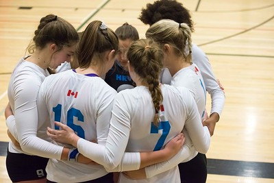 HRVC Hurricanes 18U Black Win Gold in Premier at Challenge Cup January 14/17