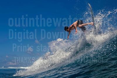 Surfing Portraits