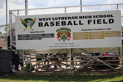Baseball Section vs Southwest Christian