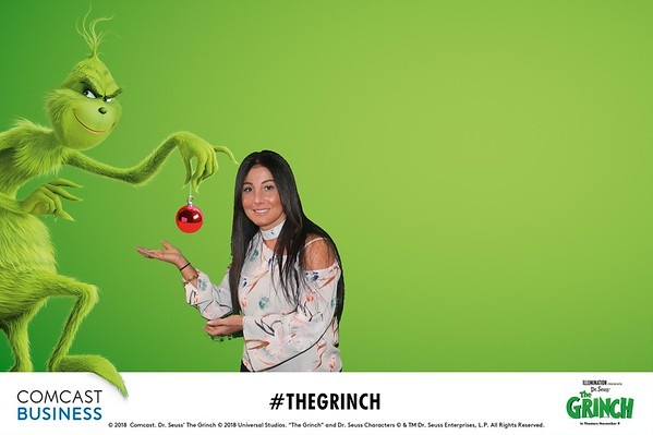 The Grinch @ UA of KOP 11.07.2018