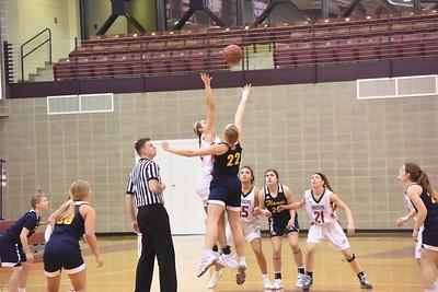 2020-01-20 College of Saint Mary @ Northwestern (W Basketball)