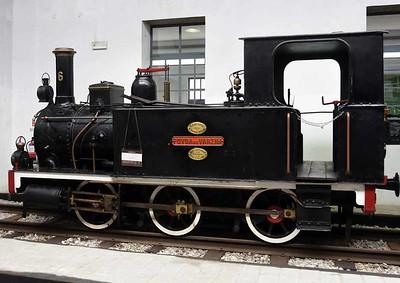 Lousado Railway Museum, 2016