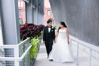 aarti + mike wedding