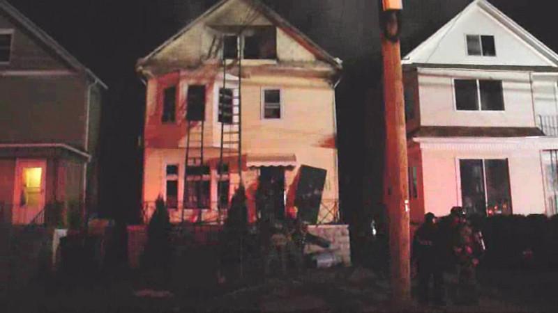 Buffalo Fire on Mystic Street