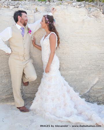 Marcus & Robin | Destination Wedding | Private Home | Exuma, Bahamas