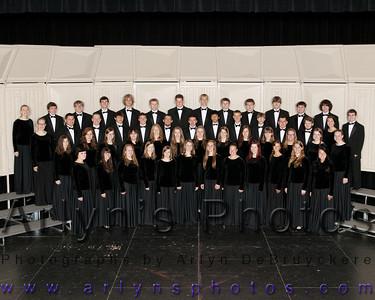 2013 Band & Choir Groups