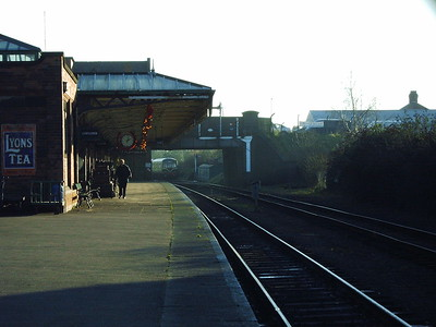 Great Central Railway, 11-12-2005