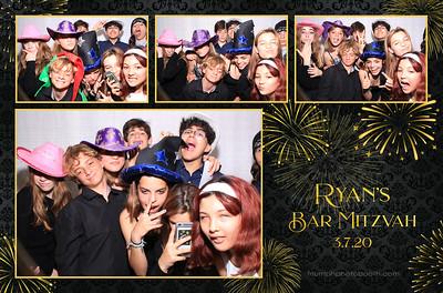 3/7/20 - Ryan's Bar Mitzvah