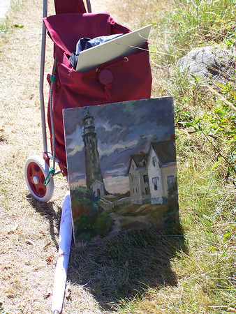 Artists Days Thacher Island 2010
