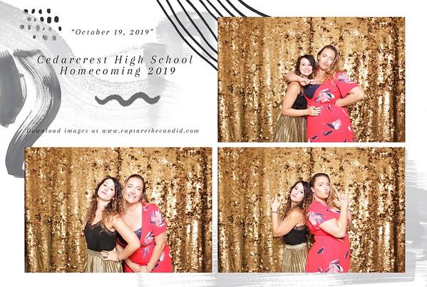 Cedarcrest Highschool Homecoming