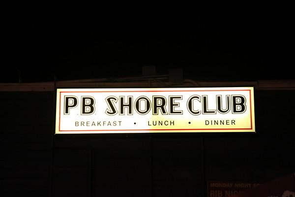 PB Shore Club Calander Promo