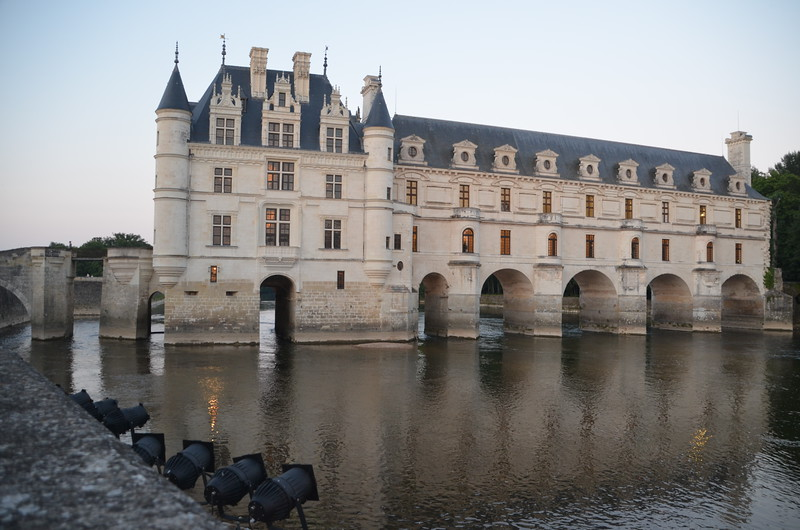chenonceau castle france