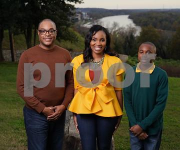 Johnson Family Birth Announcement