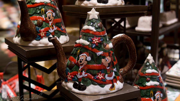 Disneyland Resort, Disney California Adventure, Christmas, Christmas Time, Merchandise