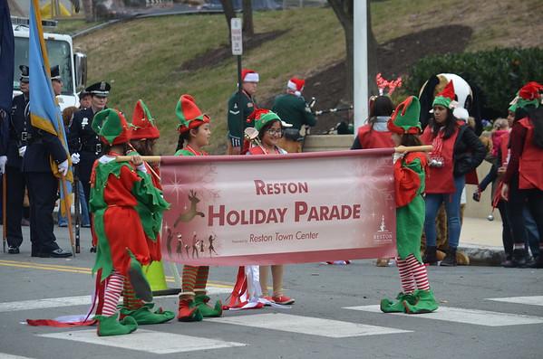 2016 Reston Holiday Parade