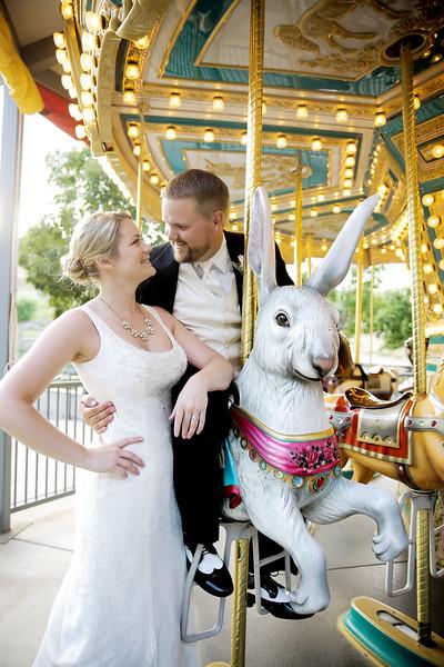 July 17, 2015 - Laura Morrow and Bret Hughes