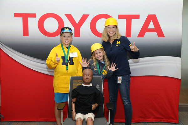 Toyota Bring your Child to Work Day 2019