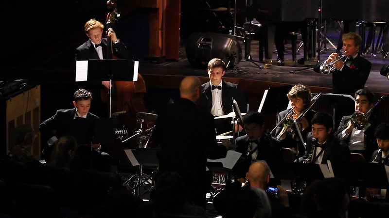 Campo Big Band performing Dizzying- part 2