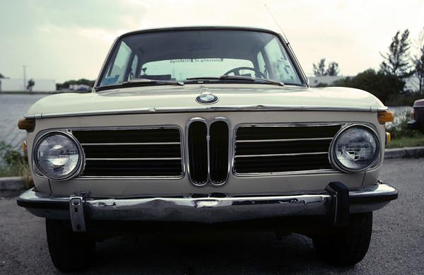 1973 BMW 2002Ti