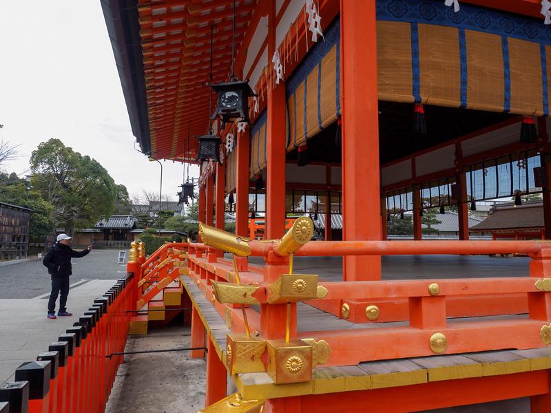 Fushimi Inari Jinja Romon no Kitsune