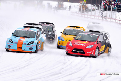 31.01.2016 | Rally X On Ice / Rallysprint, Piteå