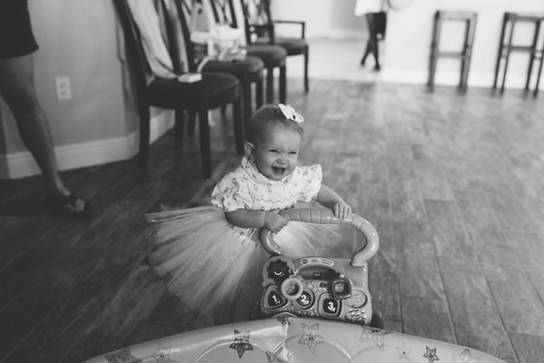 Selah's FIRST birthday
