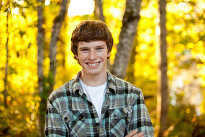 Kevin's Senior Pictures