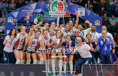 FINALE COPPA ITALIA «Battistelli S.G. Marignano - Lpm Bam Mondovì»
