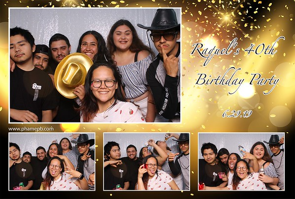 Raquel's 40th Birthday Party