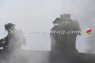 Bay Shore F.D. House Fire 108 N. Park Ave. 3-18-12
