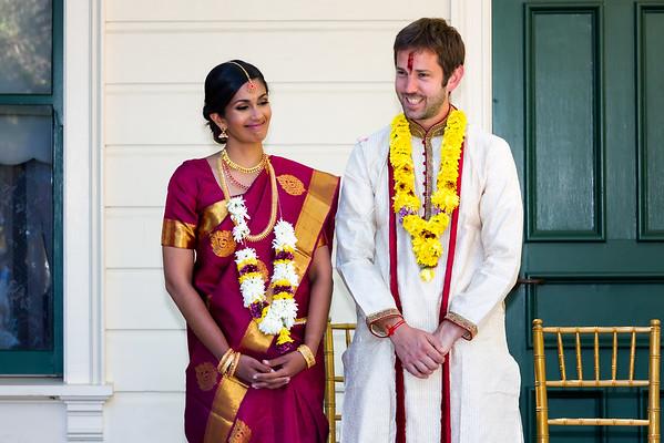 Saumya and Tim
