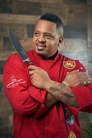 Chef Geoff Cole