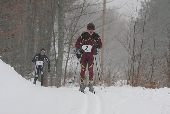 Cross Country Skiing - 2008-2009 Season