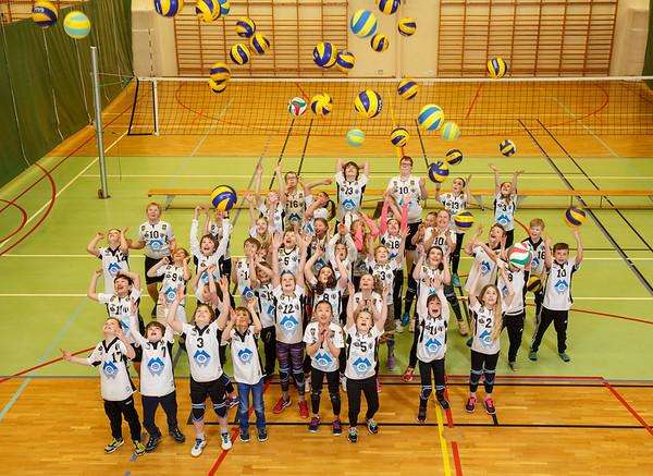 Blindheim Volley