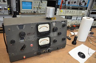 """Model 260 """"Q"""" Meter"""