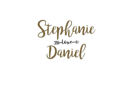 Stephanie and Daniel