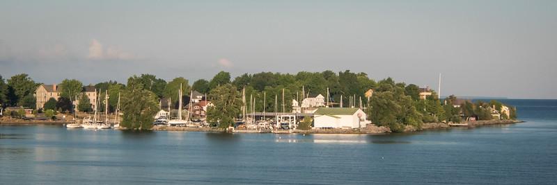 Sackets Harbor basin