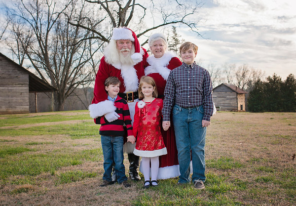 2015 December Chalifour Family