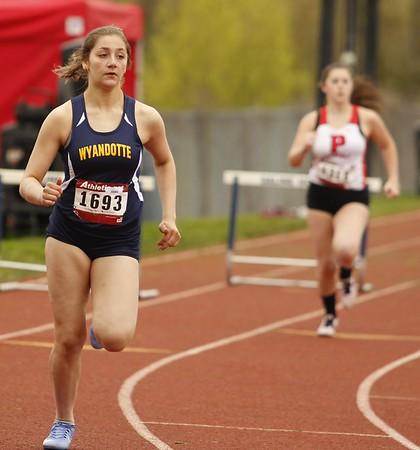 HS Sports - Golden Triangle Track Meet 2019