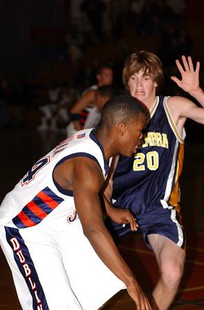 DHS Varsity Boys Basketball - 01-20-06