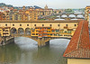 Florence - Bridges over the Arno river