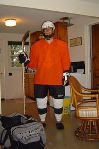 October: Fall Formal, Hockey, Dartmouth Bonfire