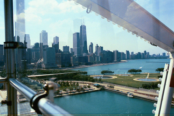 Trip to Chicago and Wisconsin - Summer 2000