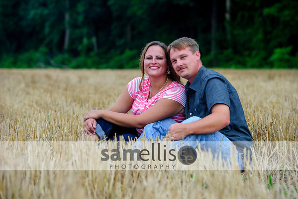 Rebecca and Brian